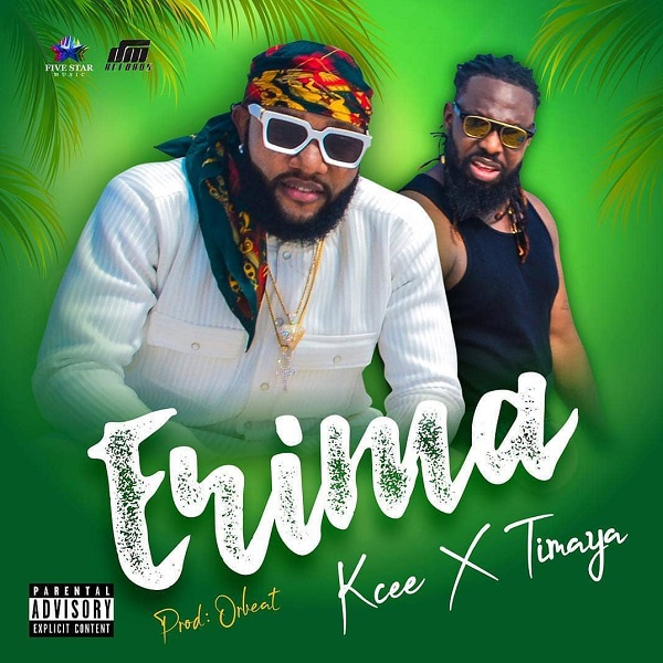 Kcee Erima - Kcee feat. Timaya - Erima (Prod. by OrBeat)