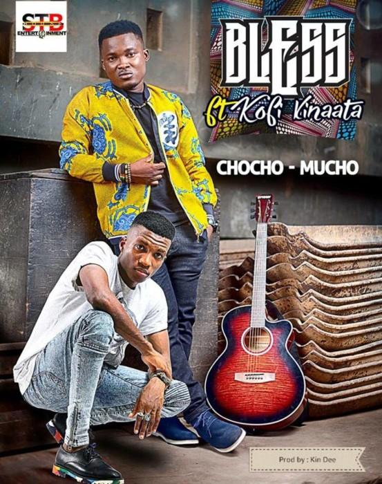 bless ft kofi kinaata choco mucho www.Ghanasongs.com  - Bless - Chocho Mu Cho Feat. Kofi Kinaata