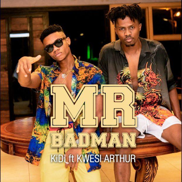 kidi 620x620 - KiDi ft. Kwesi Arthur - Mr Badman