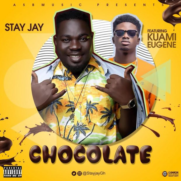 stay jay 620x619 - Stay Jay ft. Kuami Eugene - Chocolate (Prod by TopsBeatz, Mixed by Master Garzy)