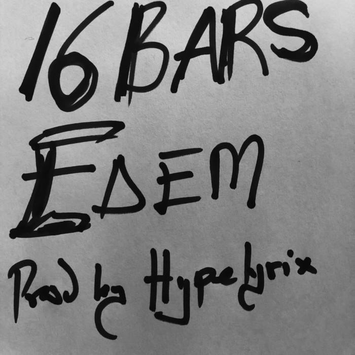 EDEM 16 - Edem –16 Bars (Prod. By Hypelyrix)