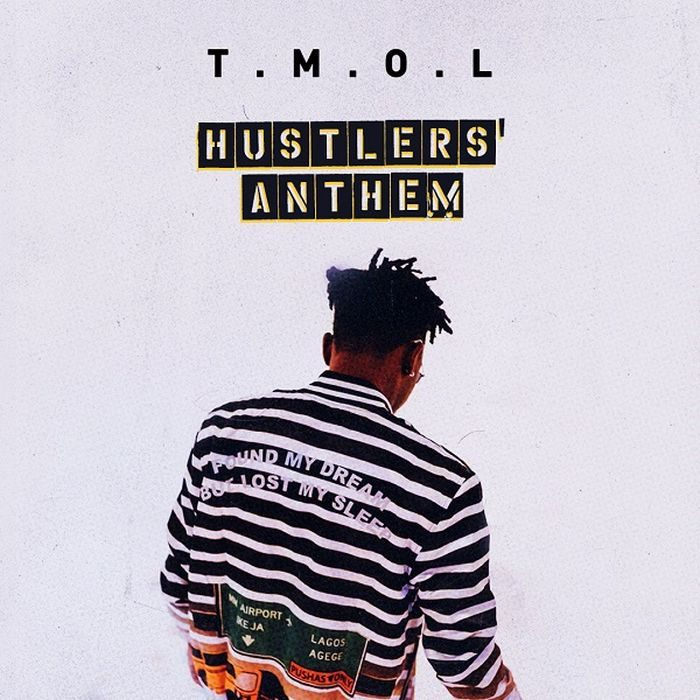 Mayorkun Hustlers Anthem Challenge 700x700 - Mayorkun – Hustlers Anthem