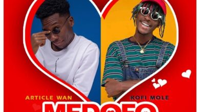 Photo of Article Wan ft Kofi Mole - Medofo (Prod. by Article Wan)