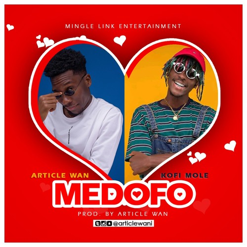 artworks 000486619557 hpbm8e t500x500 - Article Wan ft Kofi Mole - Medofo (Prod. by Article Wan)