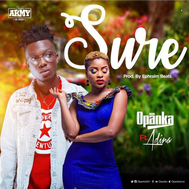 opanka 620x620 - Opanka ft. Adina - Sure