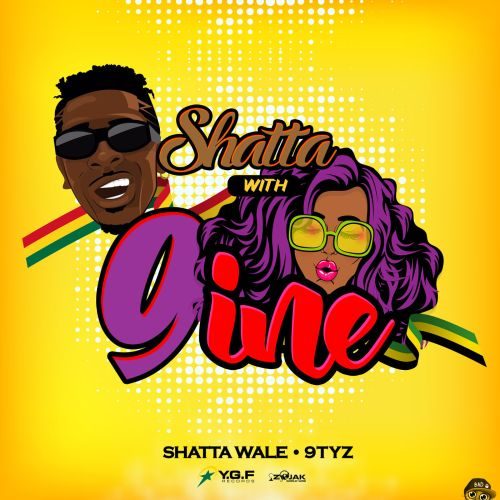 shata wale - Shatta Wale ft. 9TYZ - Shatta With 9