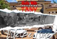 Photo of Shatta wale x Tinny – Life be time (prod by shawerz)