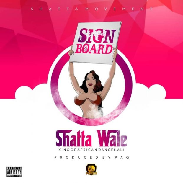 wale 620x620 - Shatta Wale - SignBoard (prod by Chensee beatz)