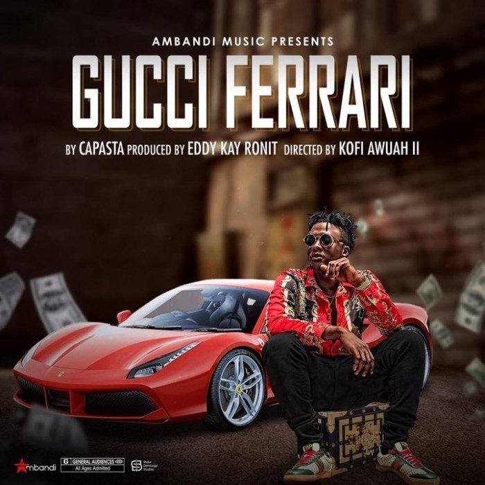 52840186 1242304929252439 1651061775921053696 n - Capasta – Gucci Ferrari (Prod. by EddyKay Beatz)