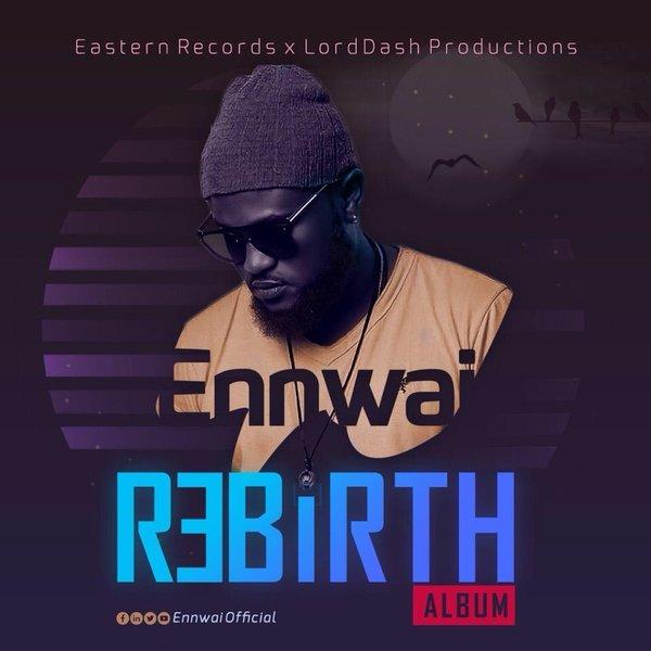 Album front cover Rebith  - Ennwai – Demma Matter Ft. Grey x FlowKing Stone  (Prod By DaremameBeat)