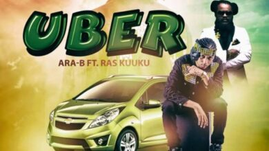 Photo of Ara-B – Uber ft. Ras Kuuku