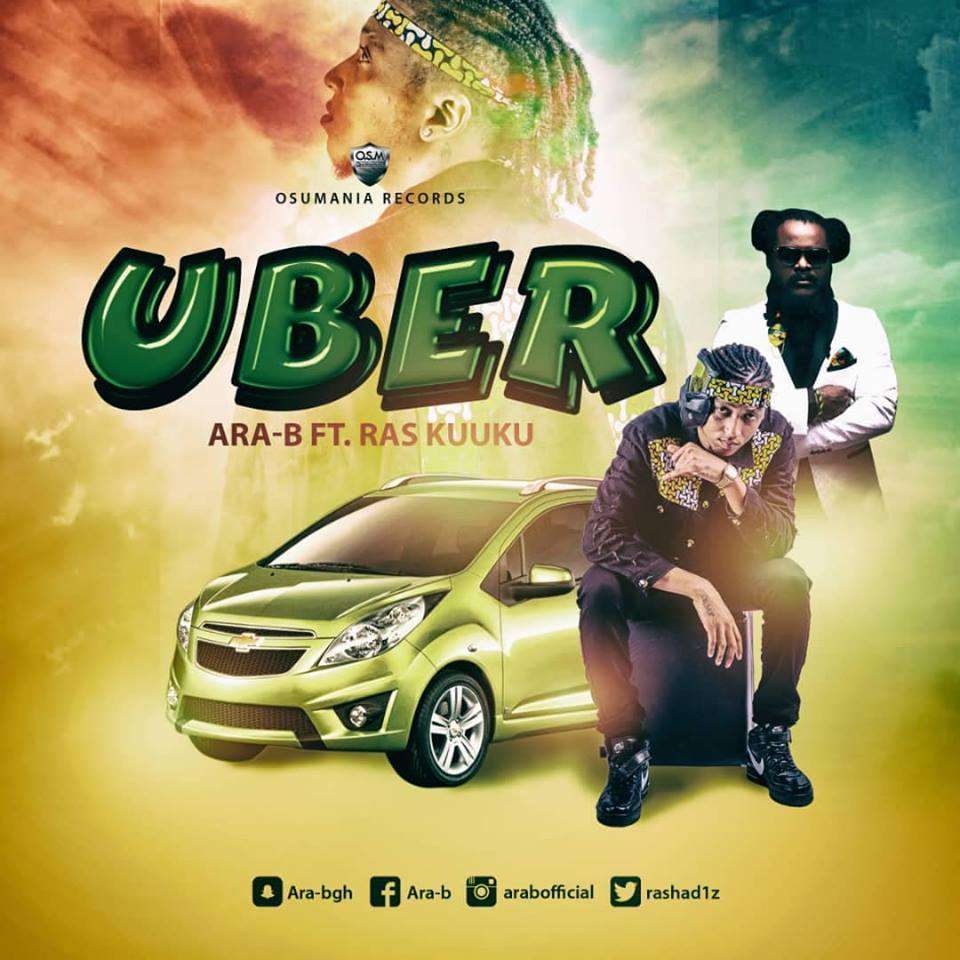 D1 kSodXgAEj6KJ - Ara-B - Uber ft. Ras Kuuku