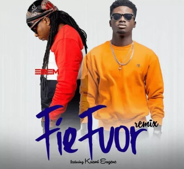 Edem – Fie Fuor Remix Ft Kuami Eugene Prod. By Mr. Lekki - Edem – Fie Fuor Remix Ft. Kuami Eugene (Prod. By Mr. Lekki)