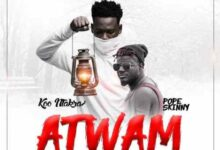 Photo of Koo Ntakra – Atwam Ft. Pope Skinny (Prod By QholaBeatz)