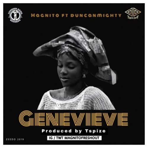 Magnito Genevieve 585x585 - Magnito ft. Duncan Mighty - Genevieve