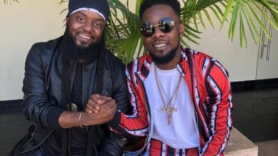 Photo of Morgan Heritage – Pay Attention Ft. Patoranking