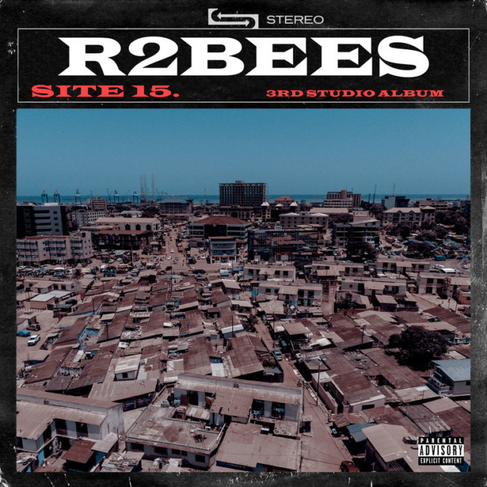 R2Bees Site 15 - R2Bees - Ajana (Prod by Unkle Beatz)