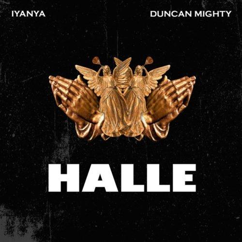 iyanya ft duncan mighty halle art - Iyanya ft. Duncan Mighty - Halle