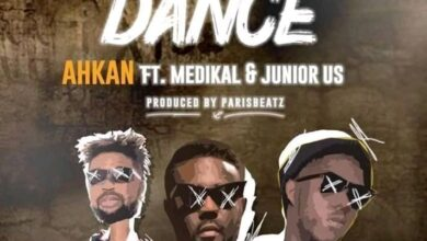 Photo of Ahkan - Obama Dance Feat. Medikal x Junior US (Prod-By-ParisBeatz)