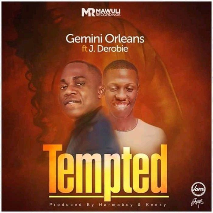 Gemini Orleans – Tempted - Gemini Orleans - Tempted ft. J. Derobie