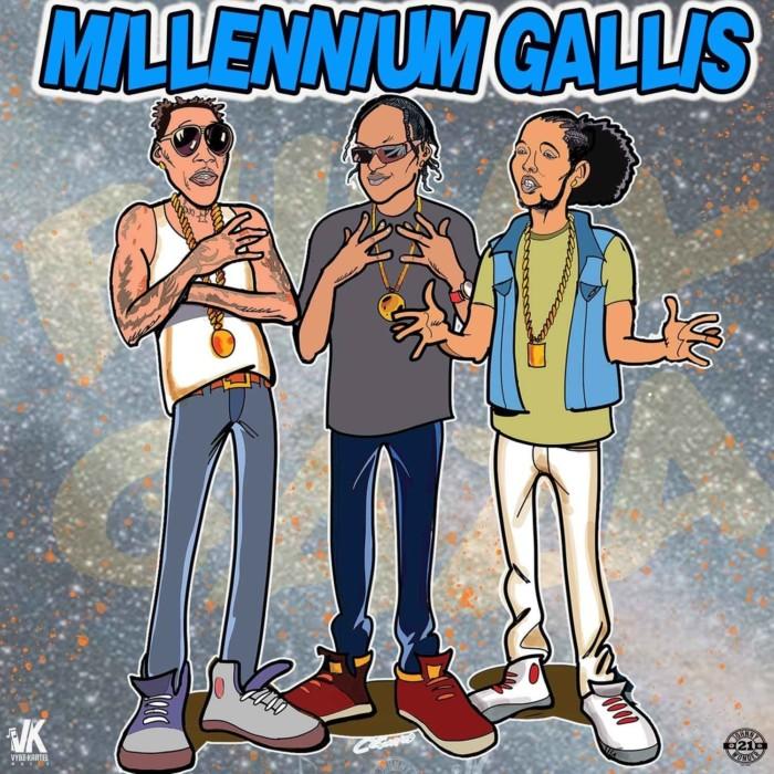 Millennium Gallis - Vybz-Kartel - Millennium Gallis
