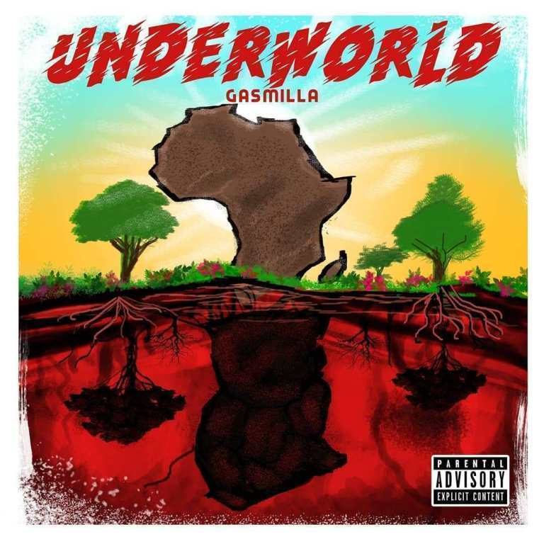 Underworld EP legitloaded - Gasmilla Ft. Tulenkey x Fameye x Questo - Kill'em