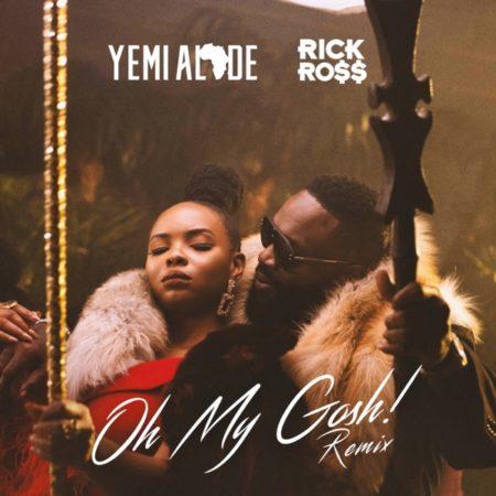 Yemi Alade Oh My Gosh Remix ft. Rick Ross 450x450 - Yemi Alade - Oh My Gosh Remix Ft. Rick Ross (Oh my gosh)