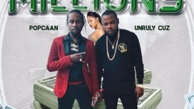 Photo of Popcaan x Unruly Cuz – Millions(Prod. By Louie V Music)
