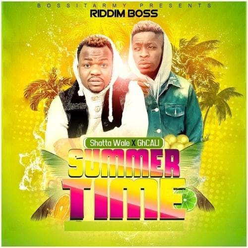 cover 4 - Shatta Wale – Summer Time ft. Gh Cali