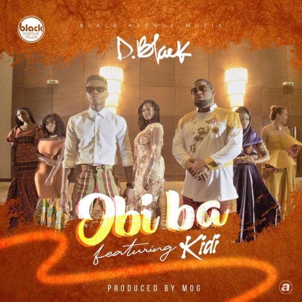 dblack 620x620 - D-Black ft. KiDi - Obi Ba (Prod. by MOGBeatz)
