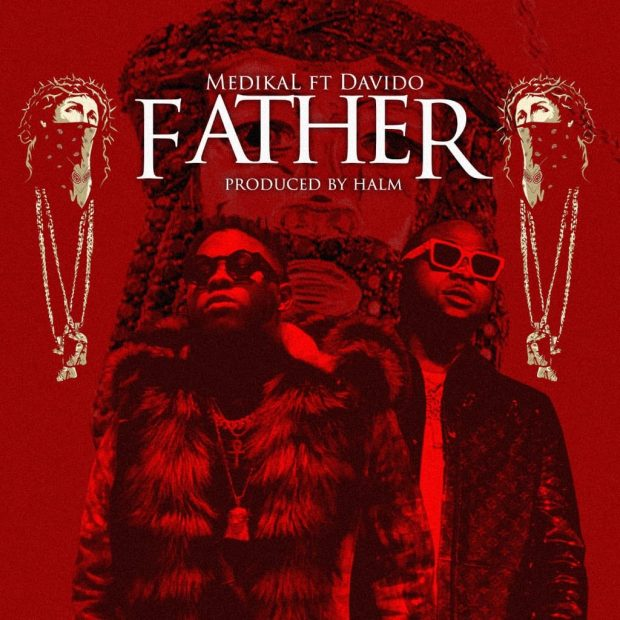 medikal 620x620 - Medikal – Father ft. Davido (Prod.-By-Halm)