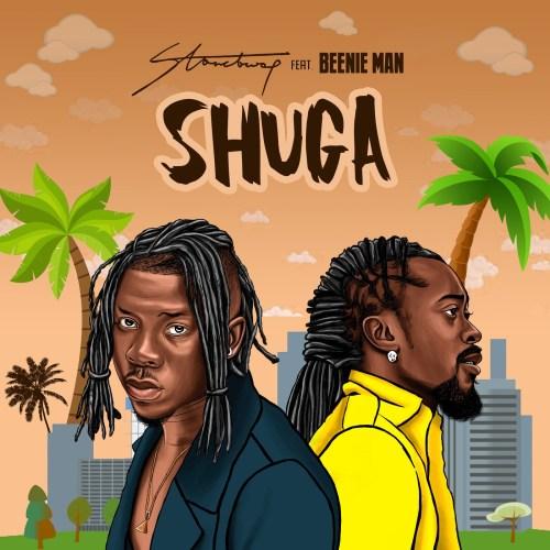 stonebwoy 1 - Stonebwoy - Shuga ft. Beenie Man