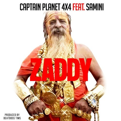 captain - Captain Planet 4x4 – Zaddy Ft. Samini (Prod.-By-BeatBoss-Tims)