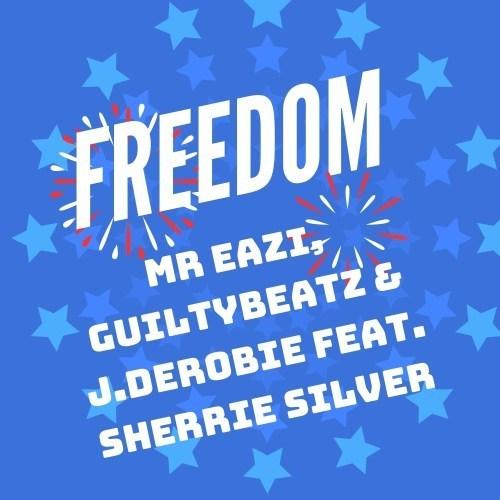 mr eazi guiltybeatz j derobie freedom ft sherrie silver TrapNaija.com  - Mr-Eazi x GuiltyBeatz x J.Derobie - Freedom