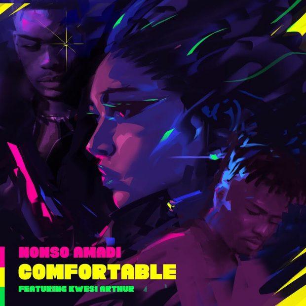 nonso amadi 620x620 - Nonso Amadi - Comfortable ft. Kwesi Arthur
