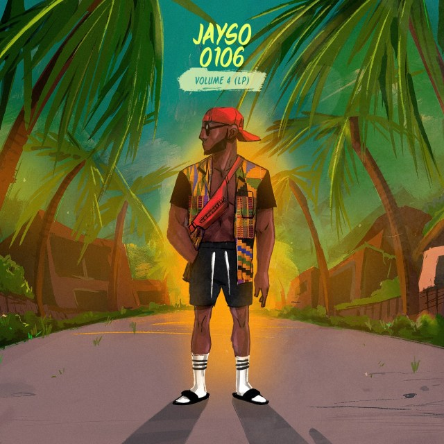 0106 Vol4 Intro - Jayso - Retro feat. Pappy Kojo
