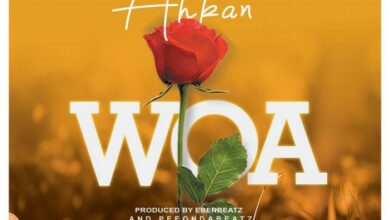 Photo of Ahkan – Woa (Prod.-by-Ebenbeatz x PeeOnDaBeatz)