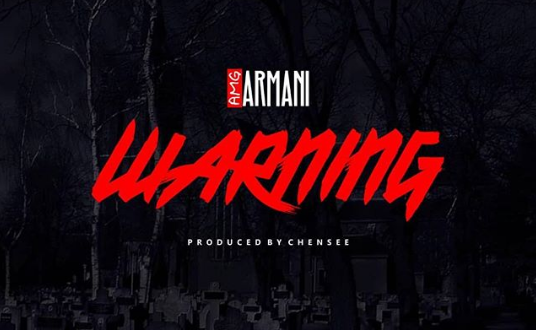 Amg Armani – Warning Ypee Diss Prod. by Chensee - Amg Armani – Warning (Ypee Diss) (Prod.-by-Chensee)