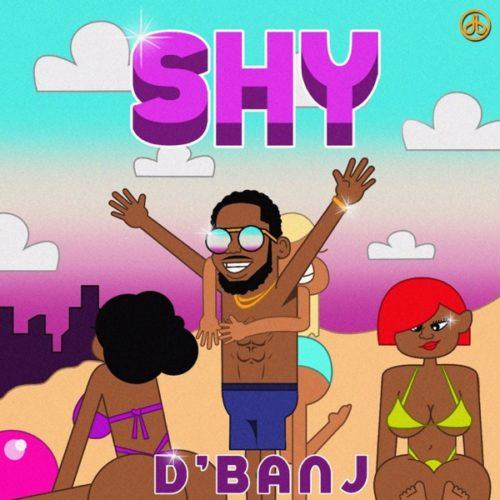 DBanj SHY cover - D'Banj - SHY