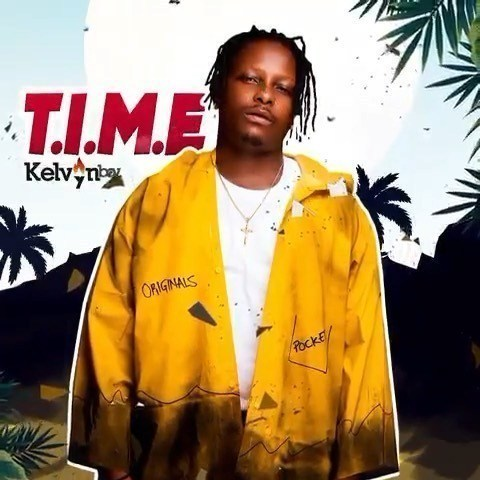 Kelvyn boy time ep - Kelvyn Boy - Catch A Vibe ft. Stonebwoy