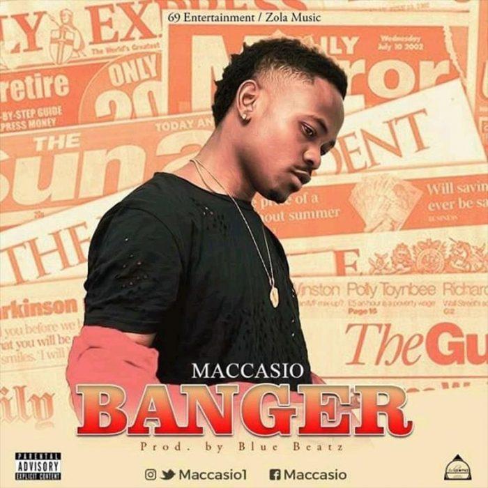 Maccasio - Banger (Prod.-By-Blue-Beatz)