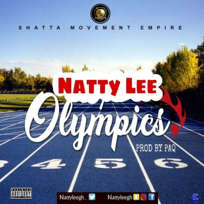 Natty Lee - Natty Lee - Olympics (Prod.-by-Paq)