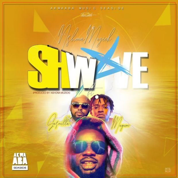 Nshona Muzick Shwave feat Magnom Gasmilla - Nshona Muzick - Shwave feat. Magnom & Gasmilla