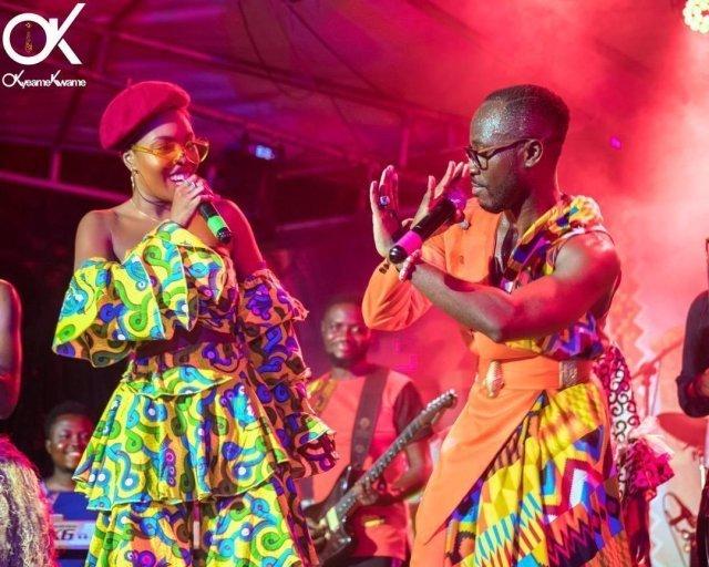 Okyeame Kwame ft. Feli Nuna Melo Wo Prod. by Kaywa - Okyeame Kwame ft. Feli Nuna - Melo Wo (Prod.-by-Kaywa)