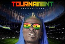 Photo of Shatta Wale – Tournament (Prod. by Paq)