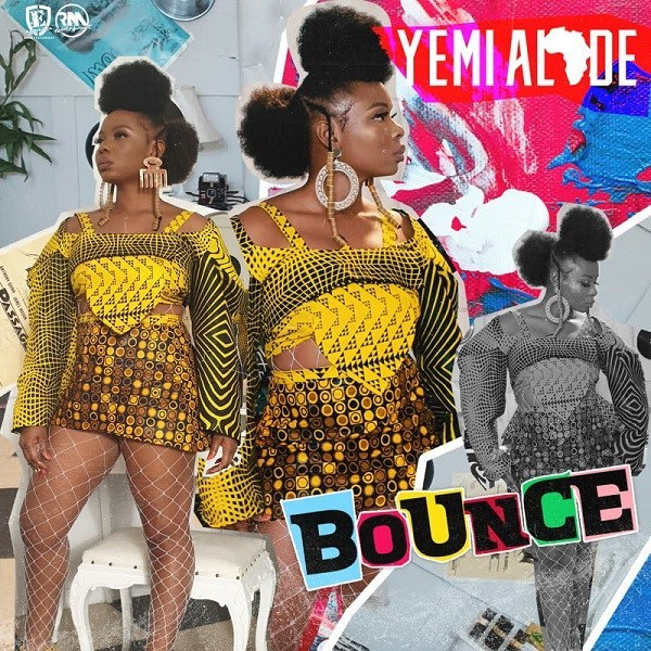 Yemi Alade Bounce - Yemi Alade - Bounce (Prod.-By-Egar-Boi)