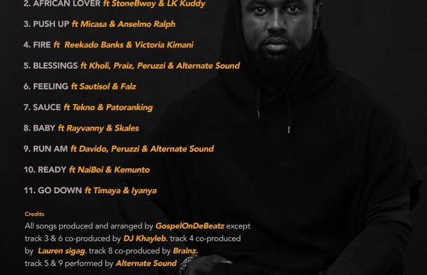 Photo of GospelOnDeBeatz – Fire ft. Reekado Banks x Victoria Kimani (Prod.-by-GospelOnDeBeatz)