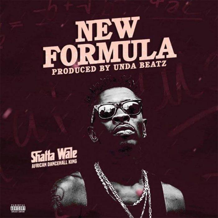 new formula - Shatta Wale - New Formula (Prod by UndaBeat)
