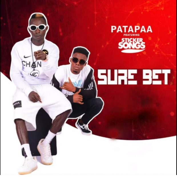 patapaa 620x622 - Patapaa - Sure Bet ft. Sticker Songs (Medikal diss)
