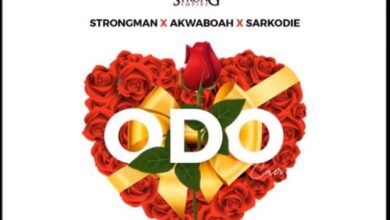Photo of Strongman X Akwaboah X Sarkodie - ODO (Cover)